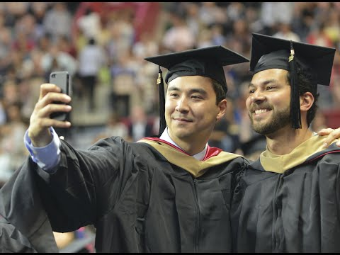 Wharton MBA Graduation Ceremony 2015