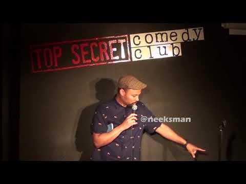 "Comedian ROASTS ""Caribbean"" Lady | Nico Yearwood | Bajan Comedian"