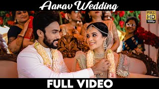 Romantic! Bigg Boss Aarav Marriage Video | Raahei, GVM, Harish Kalyan, suja varunee, kamal, Vijay Tv