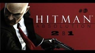 Играем в Hitman Absolution с Overlaidom часть:7''2 в одном''