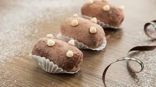 Пирожное Картошка рецепт приготування в описах