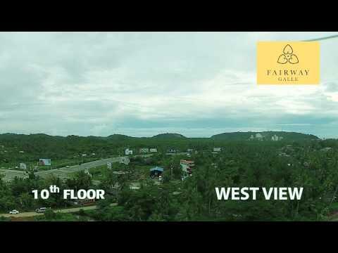 10th Floor West View