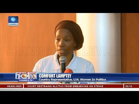 Group Advocates For More Female Representation In Nigeria