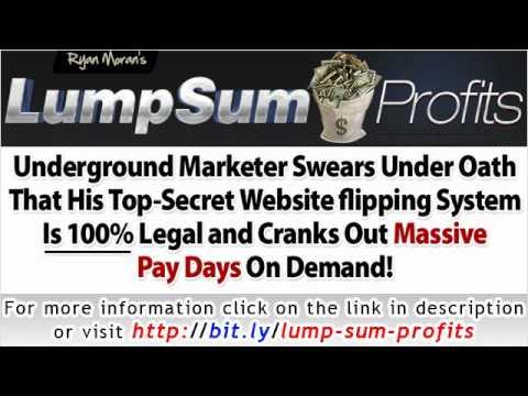 Lump Sum Profits
