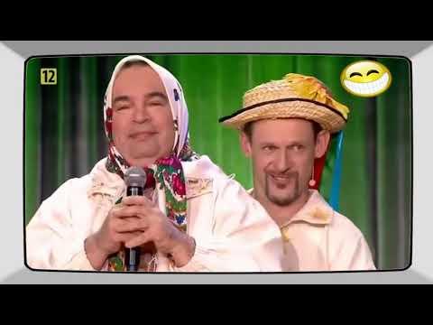 Kabaret Ani Mru Mru Skecz Babcia Bronisława HIT