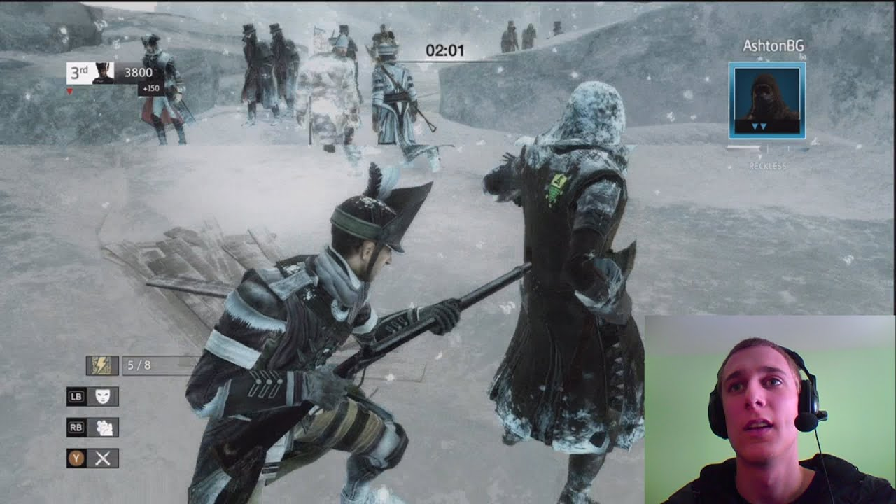 Assassins creed games free online - Assassins Creed 3 Online Multiplayer Game 51 Hate Snow
