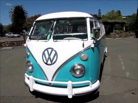 1965 VW Bus for Sale: 1965 Volkswagen 21-Window Bus - YouTube