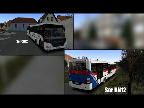 OMSI 2 - Sor CN12 & BN12
