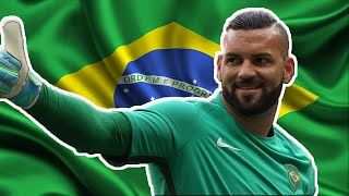 Weverton - Best Saves - Olympic Games 2016 - Brazil HD
