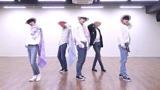 [TXT - Blue Hour] dance practice mirrored