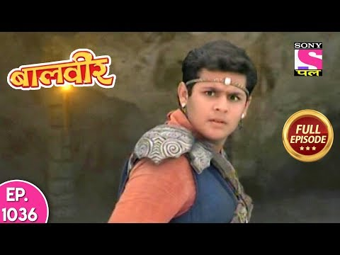 Baal Veer - Full Episode 1036 - 01st  August, 2018