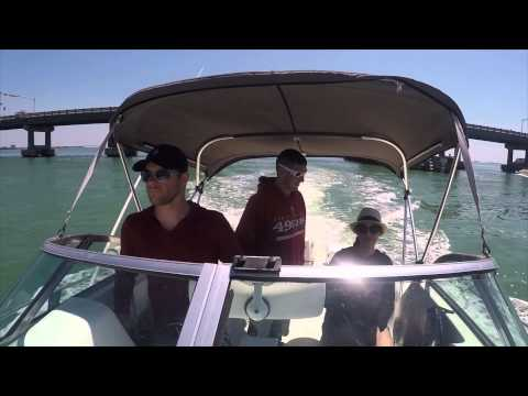 Boating from St Pete to Fort Desoto, FL