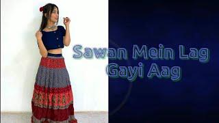 Sawan Mein Lag Gayi Aag | Mika Singh | Neha Kakkar | Badshah | Choreography Riya Sabhwani