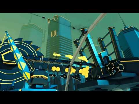 Battlezone Paris Games Week 2015 Gameplay Trailer