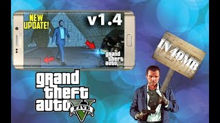 GTA V v.1.4 in (44)mb Download now