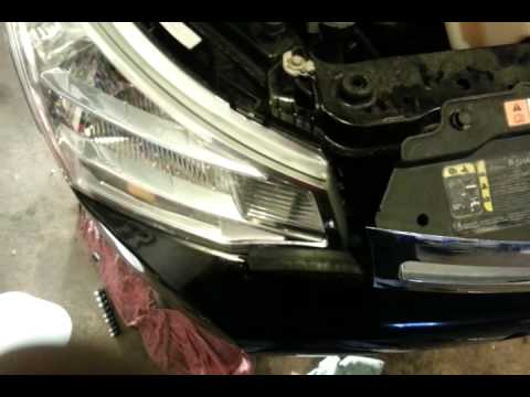 2009 Ford Focus Windshield Washer Tank Replace Youtube