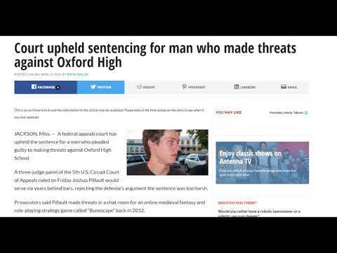 6 Years in Jail for Runescape Threat
