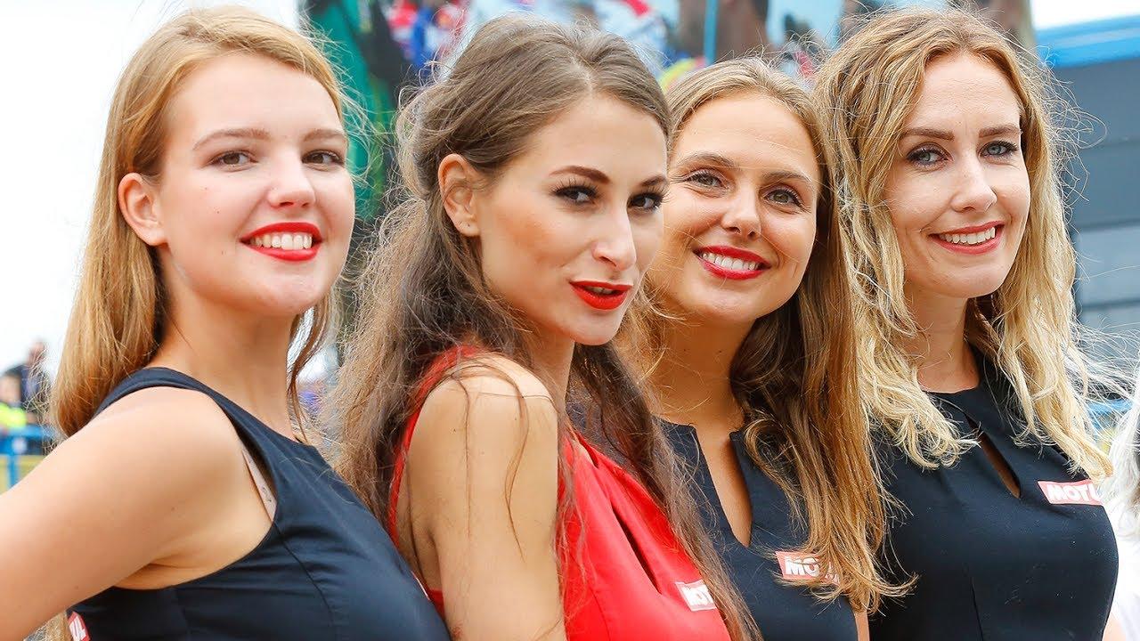 The Paddock Girls of the #DutchGP - YouTube