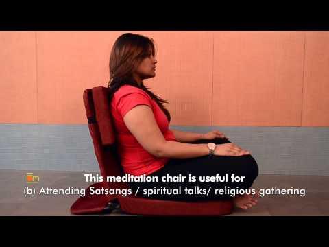 Relaxing Buddha : Meditation Chair