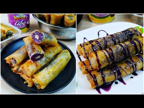 UBE TURON MALAGKIT with Costing | Pwedeng Pang Negosyo | Madali lang Gawin