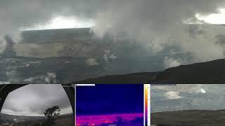 12/1/2019 - Mt Kilauea Time Lapse (MultiView)