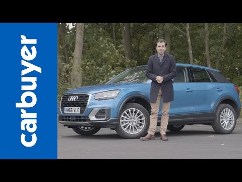 Audi Q2 SUV review - Carbuyer
