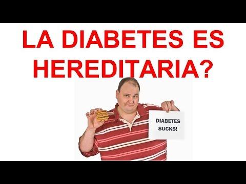 LA DIABETES ES HEREDITARIA? LA DIABETES ES HEREDITARIA O