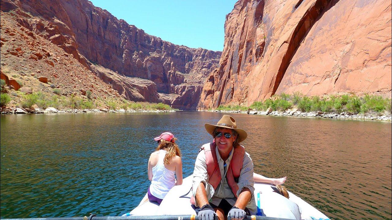 Colorado River Discovery >> Colorado River Discovery Raft Trip Glen Canyon Dam Horseshoe Bend To Lees Ferry Page Arizona Usa 4k
