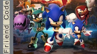 Friend Code: Sonic Forces vs Sonic Mania