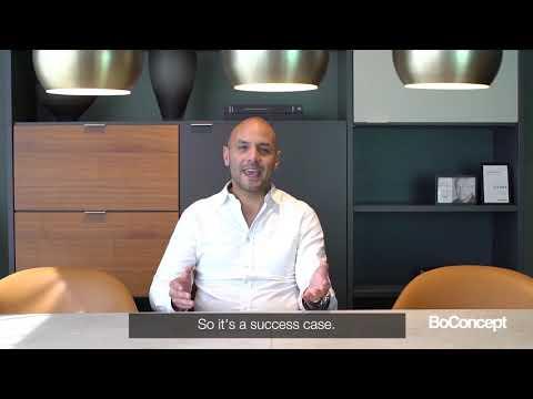 Hugo Godoy, BoConcept franchisee in Argentina, Uruguay & Paraguay