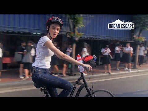URBAN ESCAPE I Spice Roads Cycle Tour