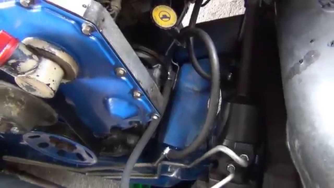 Ford F150 Steering Fluid Change