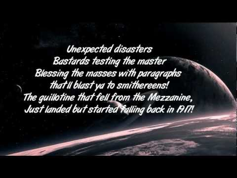 K-Rino - Astronomical (Lyrics)