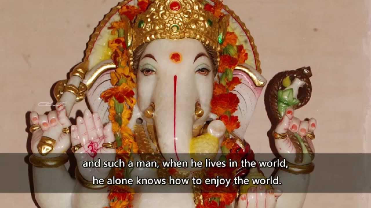 Symbolism of lord ganesha swami chinmayananda youtube buycottarizona