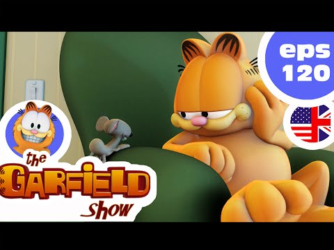 The Garfield Show Ep120 What A Difference A Pet Makes Youtube