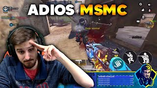 ADIOS MSMC COD MOBILE CALL OF DUTY MOVIL