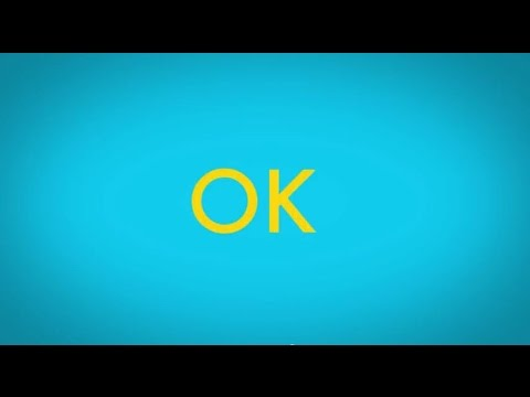 What is the origin of the word 'OK'?