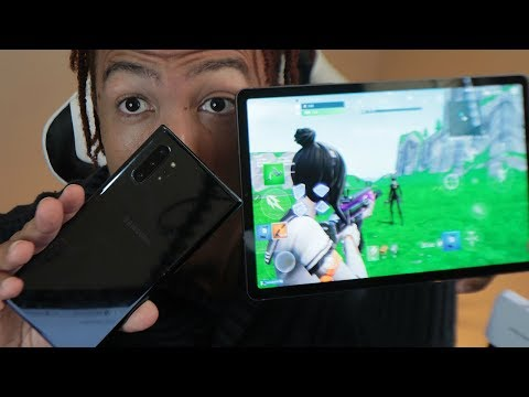 I'm The Best ANDROID Player On Fortnite Mobile!