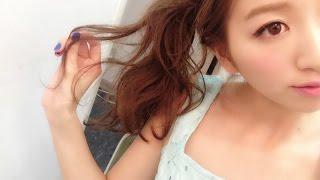 鹿沼憂妃さんの画像を動画にしてまとめてみました。 カワイイと美人が融...