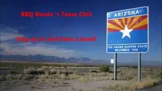 Bbq Rando's Texas Chili