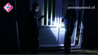 Politie valt clubhuis motorclub Trailer Trash Travellers Den Haag binnen