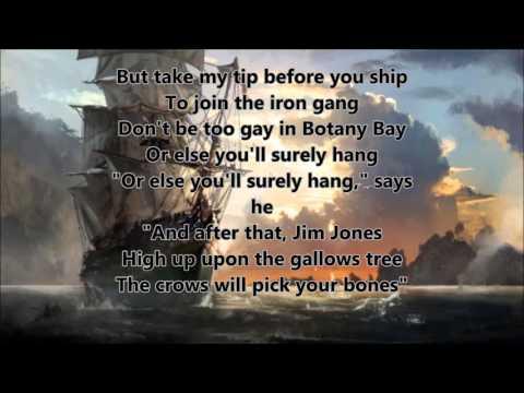 Jim Jones at Botany Bay - Hateful Eight version -no dialogue edit
