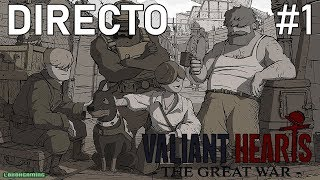 Vídeo Valiant Hearts: The Great War