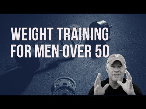Weight Training For Men Over 50 The Truth!!