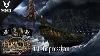 Pirates Of The Burning Sea | 1st Impression | I Just Love Pirates...What Can I Say?