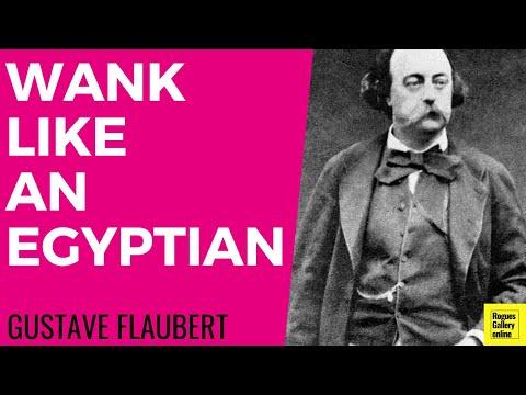 Gustave Flaubert :Wank
