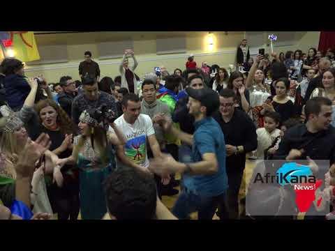 North African Amazigh  New Year 2968 (2018) in Boston