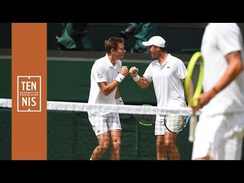 Wimbledon 2019 : Mahut / Roger-Vasselin, retour en finale