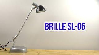 Розпакування Brille SL-06