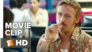The Nice Guys Movie CLIP - Just Talking (2016) - Ryan Gosling, Russell Crowe Movie HD